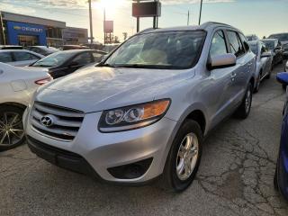 Used 2012 Hyundai Santa Fe GL 2.4 MANUAL | AC | CRUISE | ALLOYS for sale in Waterloo, ON