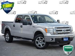 Used 2014 Ford F-150 XLT CLEAN CARFAX | 4X4 | REAR VIEW CAMERA for sale in St Catharines, ON