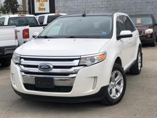 Used 2012 Ford Edge SEL AWD, LEATHER HEATED SEATS, BACKUP CAMERA & MUCH MORE for sale in Saskatoon, SK