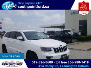 Used 2015 Jeep Grand Cherokee Overland PENDING SALE for sale in Leamington, ON