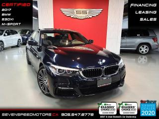 Used 2017 BMW 5 Series for sale in Oakville, ON