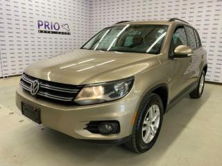 Used 2015 Volkswagen Tiguan 4MOTION 4dr Auto Comfortline for sale in Ottawa, ON