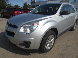 Used 2014 Chevrolet Equinox AWD 4DR LS for sale in Winnipeg, MB