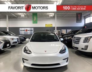 Used 2020 Tesla Model 3 STANDARD PLUS|NAV|AUTOPILOT|HIFI|PANOROOF|CARAOKE| for sale in North York, ON