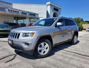 Used 2015 Jeep Grand Cherokee Laredo for sale in Sarnia, ON