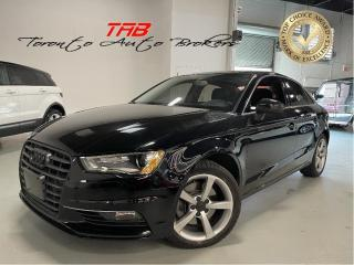 Used 2015 Audi A3 1.8 I LEATHER I SUNROOF I COMING SOON for sale in Vaughan, ON