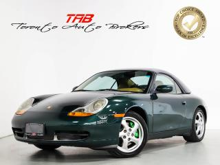 Used 1999 Porsche 911 Carrera CARRERA I CONVERTIBLE I PIONEER I 6-SPEED for sale in Vaughan, ON