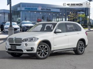 Used 2017 BMW X5 XDrive35i FINANCE AVAILALBE| NO ACCIDENTS| NAVIGAT for sale in Mississauga, ON