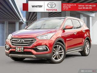 Used 2017 Hyundai Santa Fe Sport Limited for sale in Whitby, ON