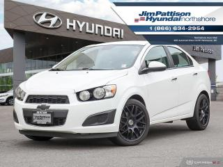 Used 2014 Chevrolet Sonic LT Auto for sale in North Vancouver, BC