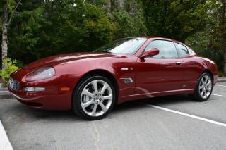 Used 2004 Maserati Coupe Cambiocorsa for sale in Vancouver, BC