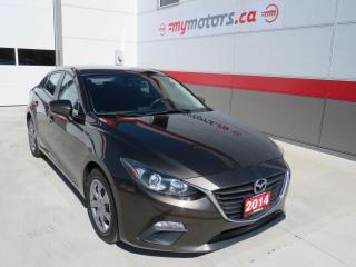 Used 2014 Mazda MAZDA3 GX-SKY for sale in Tillsonburg, ON