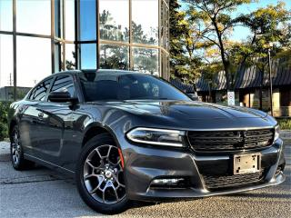 Used 2018 Dodge Charger GT|SUNROOF|AUTO|ALLOYS|REAR VIEW|NAVI for sale in Brampton, ON