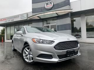 Used 2015 Ford Fusion SE ECO-BOOST AUTO PWR GROUP A/C ALLOYS CAMERA for sale in Langley, BC