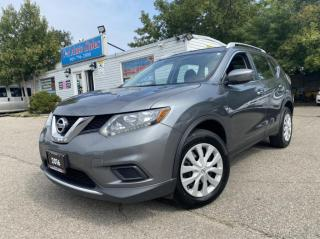 Used 2016 Nissan Rogue AWD 4dr ACCIDENTS FREE LOW KM for sale in Brampton, ON