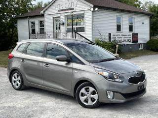 Used 2015 Kia Rondo No-Accidents LX Heated Seats A/C Gas Saver Power Group for sale in Sutton, ON
