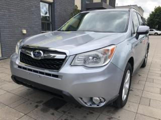 Used 2014 Subaru Forester Wgn Auto 2.5i Touring for sale in Nobleton, ON