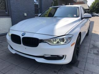 Used 2013 BMW 3 Series Sdn 320i xDrive AWD for sale in Nobleton, ON