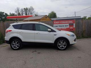 Used 2015 Ford Escape Titanium, Absolutely Gorgeous, many great options for sale in Brantford, ON