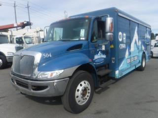 Used 2007 International 4300 Dt466 20 Foot Beverage Truck With Air Brakes Diesel for sale in Burnaby, BC