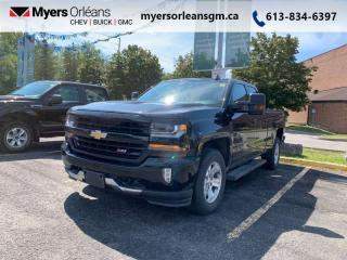 Used 2018 Chevrolet Silverado 1500 LT  - Aluminum Wheels for sale in Orleans, ON