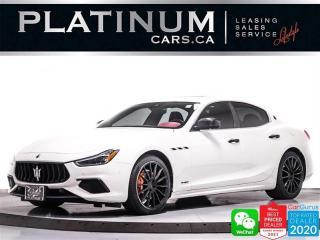 Used 2018 Maserati Ghibli SQ4 GranSport, 424HP, AWD, CARBN FIBER KIT, HEATED for sale in Toronto, ON
