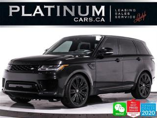 Used 2018 Land Rover Range Rover Sport Autobiography Dynamic, 518HP, HUD , PANO for sale in Toronto, ON