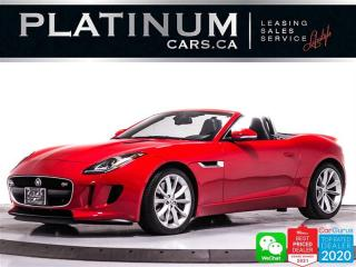 Used 2014 Jaguar F-Type S, 380HP, RWD, SUPERCHARGED, KEYLESS ENTRY for sale in Toronto, ON