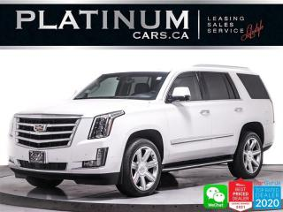Used 2018 Cadillac Escalade Premium Luxury, 7PASS, 420HP, AWD, HEATED/COOLED for sale in Toronto, ON
