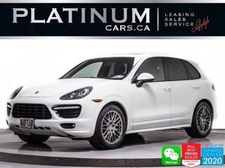 Used 2014 Porsche Cayenne GTS, 420HP, AWD, PCM, PORSCHE ENTRY&DRIVE for sale in Toronto, ON