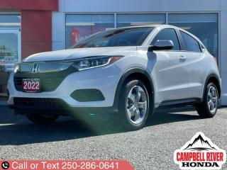 New 2022 Honda HR-V LX for sale in Campbell River, BC
