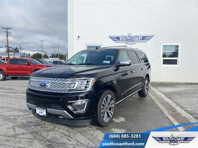 2021 Ford Expedition Platinum Max  - Leather Seats - $647 B/W