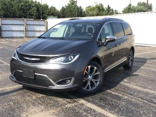 Used 2017 Chrysler Pacifica Limited 2WD for sale in Cayuga, ON