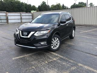 Used 2017 Nissan Rogue SV 2WD for sale in Cayuga, ON