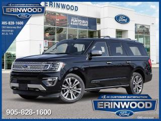 New 2021 Ford Expedition Platinum Max for sale in Mississauga, ON
