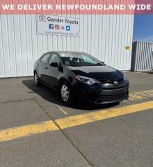 Used 2014 Toyota Corolla LE CVT for sale in Gander, NL
