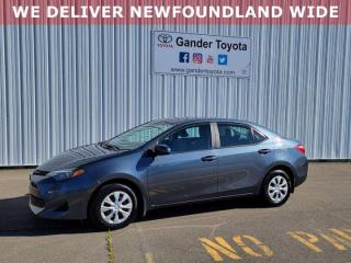 Used 2019 Toyota Corolla CE for sale in Gander, NL