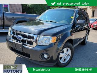 Used 2011 Ford Escape FWD 4dr XLT for sale in St. Catharines, ON