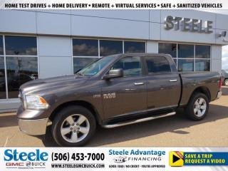 Used 2017 RAM 1500 SLT for sale in Fredericton, NB