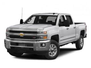 Used 2015 Chevrolet Silverado 2500 HD LT for sale in Fredericton, NB