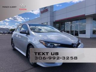 Used 2017 Toyota Corolla IM for sale in Prince Albert, SK