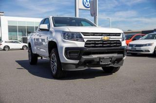 Used 2021 Chevrolet Colorado Extended 4x4 LT for sale in Surrey, BC