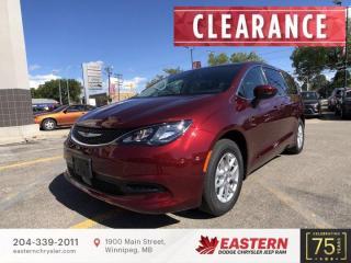 New 2021 Dodge Grand Caravan SXT | 0% Available | DVD | Backup Camera | for sale in Winnipeg, MB
