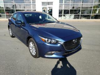 Used 2018 Mazda MAZDA3 GS. New trade in. New MVI! for sale in Hebbville, NS