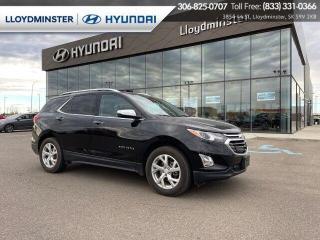 Used 2018 Chevrolet Equinox Premier for sale in Lloydminster, SK