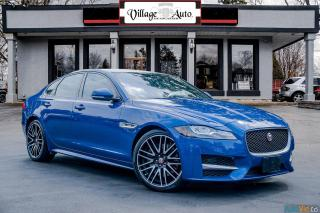 Used 2017 Jaguar XF 35t R-Sport for sale in Ancaster, ON