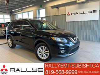 Used 2016 Nissan Rogue SV AWD 7 PASSENGERS + MOON ROOF for sale in Gatineau, QC