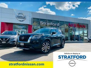 New 2022 Nissan Pathfinder Platinum for sale in Stratford, ON