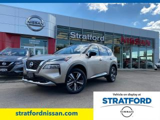 New 2021 Nissan Rogue W6EG11-CVT for sale in Stratford, ON
