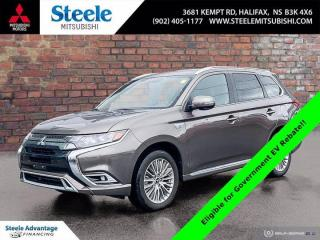 New 2020 Mitsubishi Outlander Phev SEL for sale in Halifax, NS